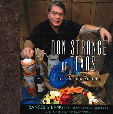 Don Strange of Texas: His Life and Recipes Cover Image