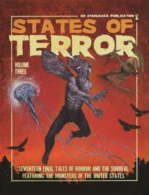 States of Terror Volume Three Cover Image
