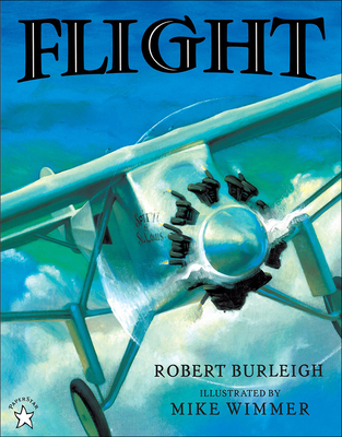 Flight: The Journey of Charles Lindbergh Cover Image
