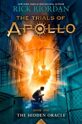 The Trials of Apollo Book One The Hidden Oracle (Signed Edition) Cover Image