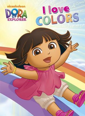 I Love Colors Cover Image