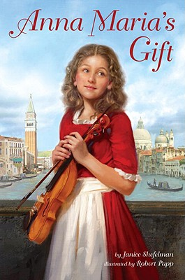Anna Maria's Gift Cover