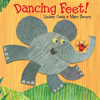 Dancing Feet! Cover