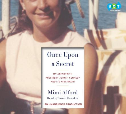 Once Upon a Secret (Lib)(CD) Cover Image