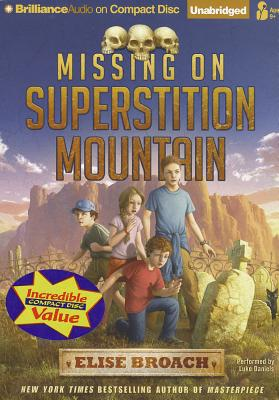Missing on Superstition Mountain Cover Image