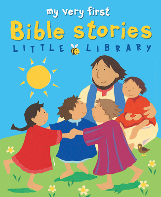 Cover for My Very First Bible Stories Little Library