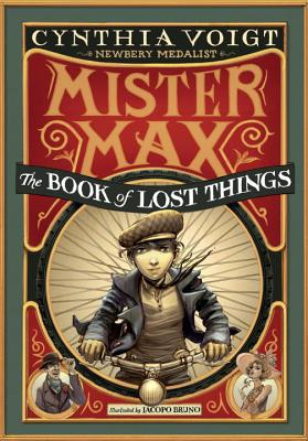 Mister Max: The Book of Lost Things: Mister Max 1 Cover Image
