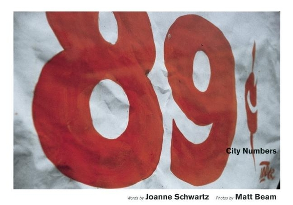 City Numbers Cover