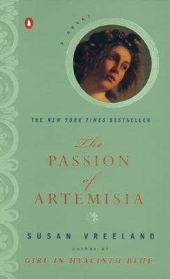 The Passion of Artemisia: A Novel Cover Image