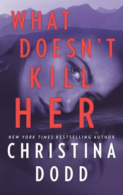 What Doesn't Kill Her (Cape Charade #2) Cover Image