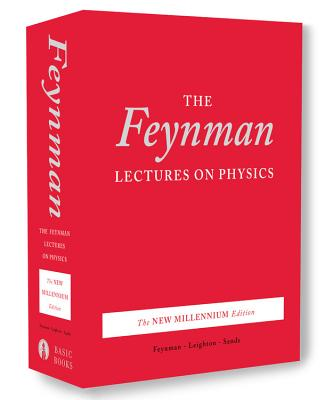 The Feynman Lectures on Physics, boxed set: The New Millennium Edition Cover Image