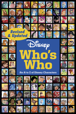 Disney Who's Who (Refresh) Cover Image