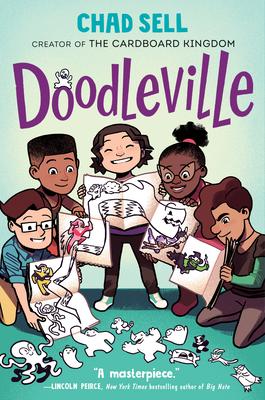 Doodleville Cover Image