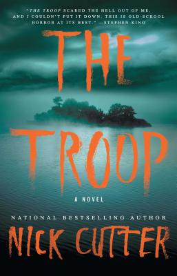 The Troop: A Novel Cover Image