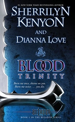 Blood Trinity Cover