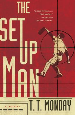 The Setup Man (Johnny Adcock Series #1) Cover Image