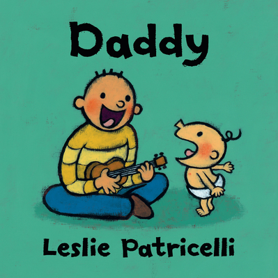 Daddy (Leslie Patricelli board books) Cover Image
