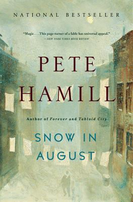 Snow in August Cover Image