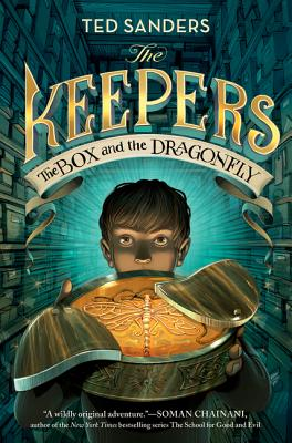 The Keepers: The Box and the Dragonfly Cover Image