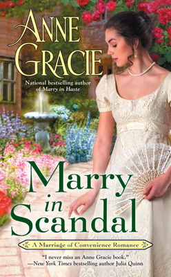 Marry in Scandal (Marriage of Convenience #2) Cover Image