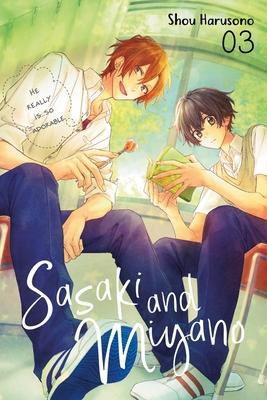 Sasaki and Miyano, Vol. 3 Cover Image