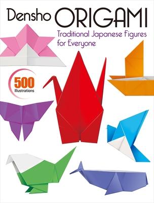 Cover for Densho Origami