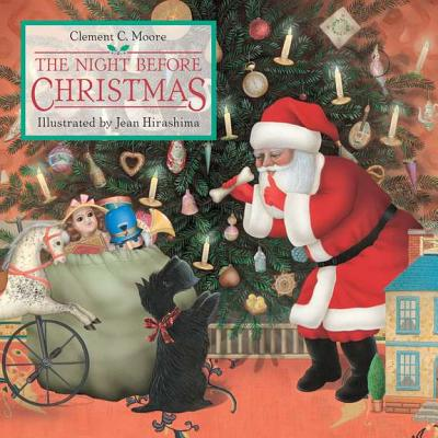 The Night Before Christmas (Grosset & Dunlap All Aboard Book) Cover Image