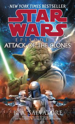 Attack of the Clones Cover Image