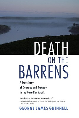 Death on the Barrens Cover
