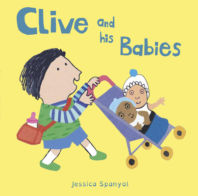 Cover for Clive and His Babies (All about Clive)