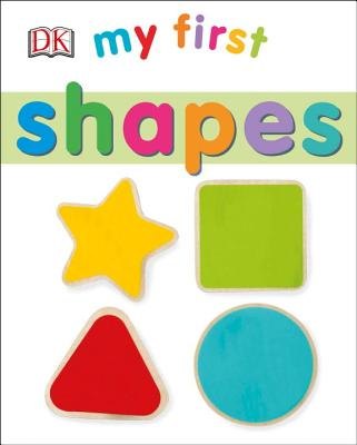 My First Shapes Cover Image