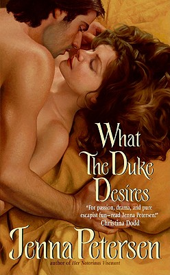 What the Duke Desires Cover