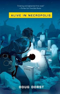 Cover for Alive in Necropolis