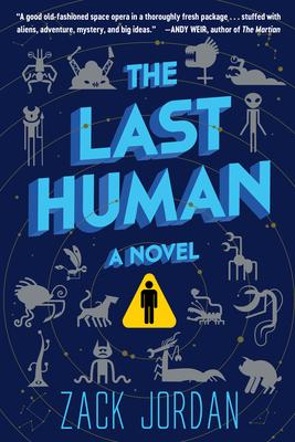 The Last Human: A Novel Cover Image