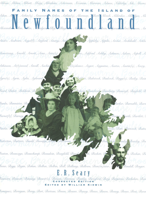 Family Names of the Island of Newfoundland: Corrected Edition Cover Image