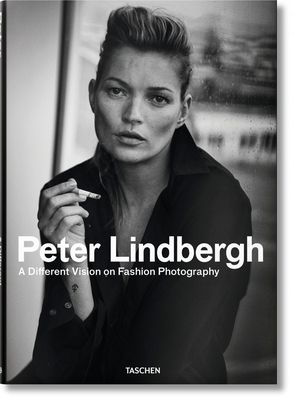 Peter Lindbergh. a Different Vision on Fashion Photography Cover Image