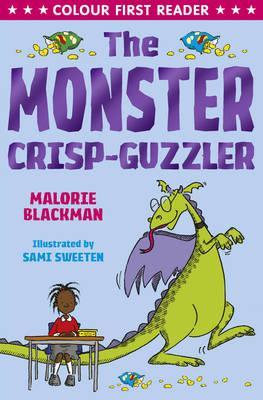 The Monster Crisp-Guzzler Cover Image