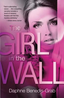 The Girl in the Wall Cover