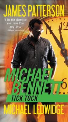 Tick Tock (Michael Bennett #4) Cover Image