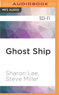 Ghost Ship (Liaden Universe Theo Waitley #3) Cover Image
