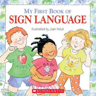 My First Book Of Sign Language Cover Image