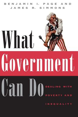 What Government Can Do Cover