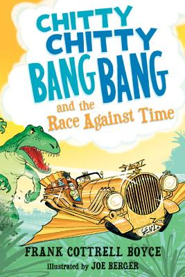 Chitty Chitty Bang Bang and the Race Against Time Cover