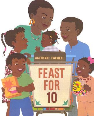 Feast for 10 Book & Cassette Cover Image