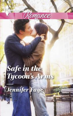 Safe in the Tycoon's Arms Cover