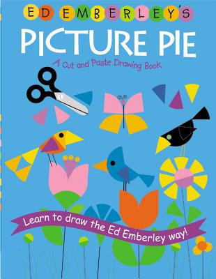 Ed Emberley's Picture Pie Cover