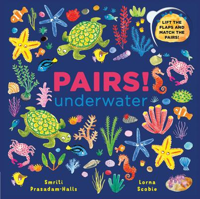 Pairs! Underwater Cover Image
