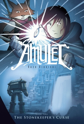 The Stonekeeper's Curse (Amulet #2) Cover Image