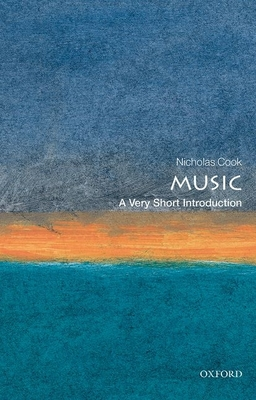 Music: A Very Short Introduction (Very Short Introductions #2) Cover Image