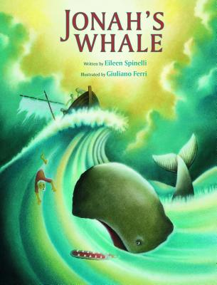Jonah's Whale Cover